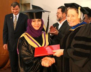 Kabul Graduation