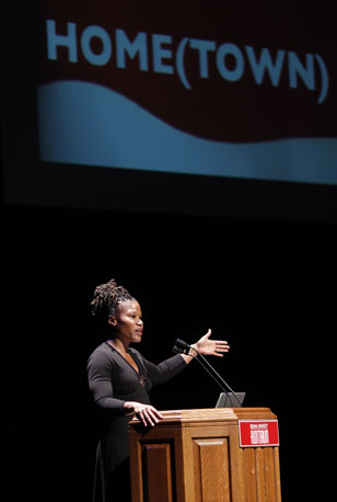 Majora Carter Lecture