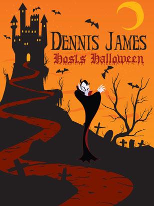 Dennis James Halloween