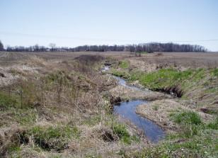 Eagle Creek watershed