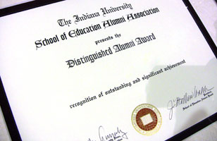 Education Distinguished Alumni Award